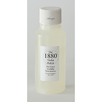 1880 Violin Polish for Violins, Violas, Cellos etc 50ml