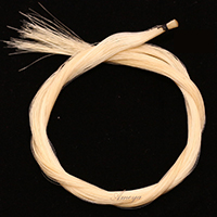 1 Hank of Mongolion Horse Hair for Violin / Viola Bow 4/4