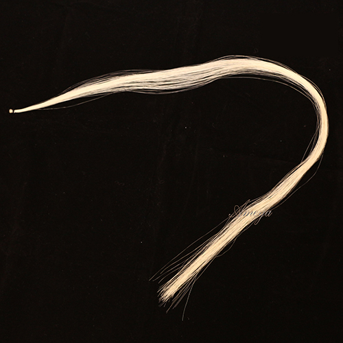 1 Hank of Mongolion Horse Hair for Violin / Viola Bow 4/4 - Click Image to Close