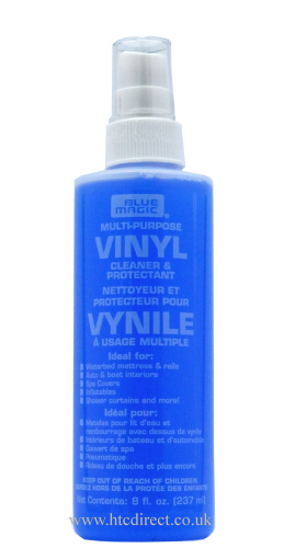 Blue Magic Waterbed Vinyl Cleaner and Protectant 238ml