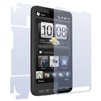 Case-Mate Clear Armor For HTC HD2 / T8585