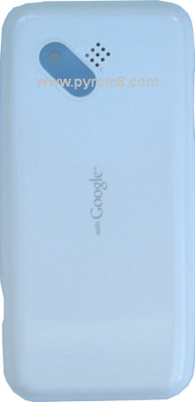 HTC Dream / T-Mobile G1 Battery Cover (White) - BC S370