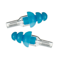 ETY•Plugs Earplugs Standard Fit - Clear Stem/Blue Tip ER20 ER-20