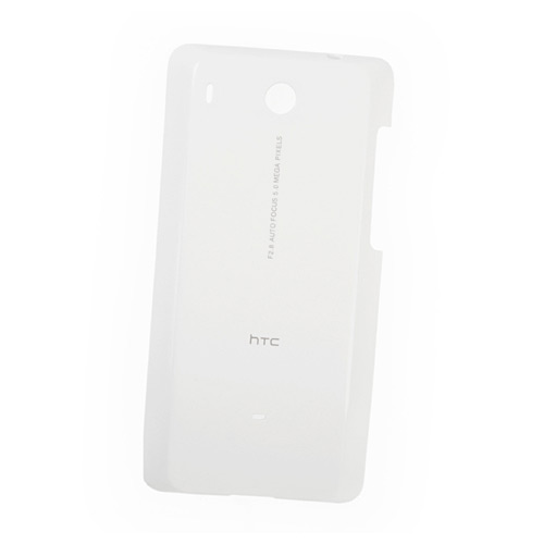 HTC Hero / A6262 Battery Cover (White) - BC S380