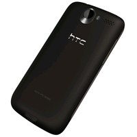 HTC Desire / A8181 Battery Cover (Brown) - BC E410