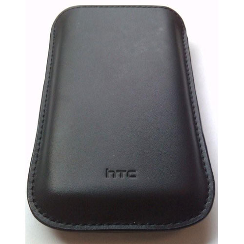 HTC Slip Leather Pouch (Black) - PO S550. Price: £59.18