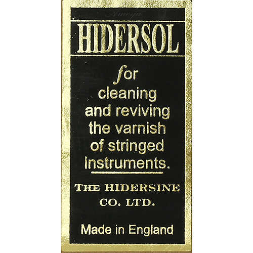 Hidersol Varnish Reviver - For All Stringed Instruments