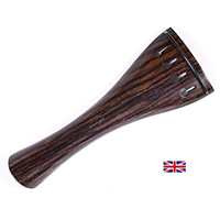 Tailpiece Rosewood - Tulip Model with Ebony Trim