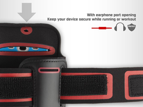 Armband for Samsung Galaxy S III I9300