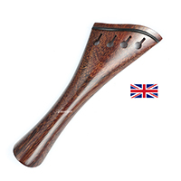 Violin Harp Model Tailpiece Finest Tamarind Wood +Free Tailgut