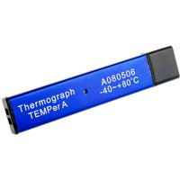 USB Temperature Data Logger - Works Offline Too