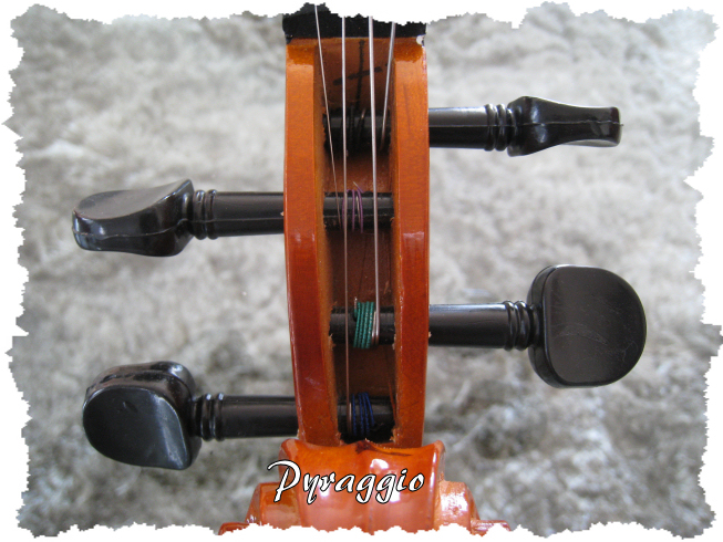 Pyraggio Violin Strings From www.htcdirect.co.uk