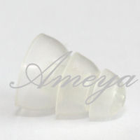 Etymotic ER38-18CL-4SX Clear 3-Flanged Eartips (5prs)