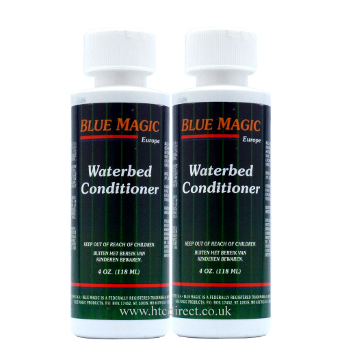 Blue Magic All Purpose Waterbed Conditioner 118ml x 2 Bottles