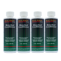 Blue Magic All Purpose Waterbed Conditioner 238ml x 4 Bottles