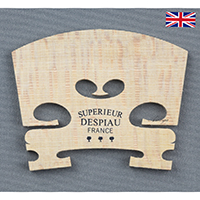 Despiau Chevalets Violin Bridge 4/4 Maple V11ATL 41mm A Grade