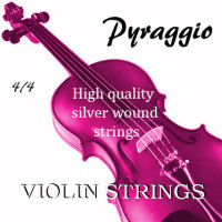 Pyraggio Violin Strings - Full Set - 4/4