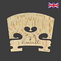 Korolia Violin Bridge Classic ST 1/4
