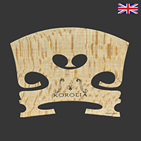 Korolia Violin Bridge Classic RS 4/4 41.5mm