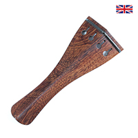 Tailpiece Tamarind Wood - Hill Model with Ebony Trim